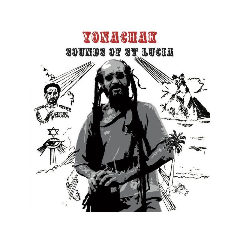 (LP) YONACHAK GAYNOR CLYNE - SOUNDS OF ST LUCIA