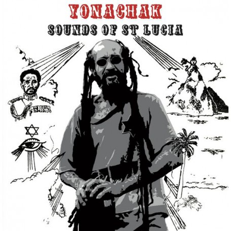 (LP) YONACHAK GAYNOR CLYNE - SOUNDS OF ST LUCIA