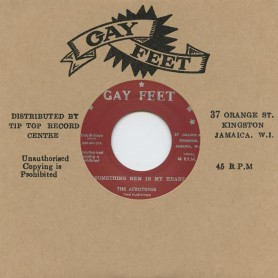 """(7"""") THE AFROTONES - SOMETHING NEW IN MY  HEART / THE CONQUERERS - COME TO THE DANCE"""