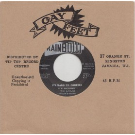 """(7"""") THE GAYLADS, LYN TAITT & THE JETS – IT'S HARD TO CONFESS / I NEED YOUR LOVING"""