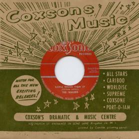 "(7"") PETER TOSH & THE WAILERS - RASTA SHOCK THEM UP / SOUL BROS. – RINGO'S SKA"