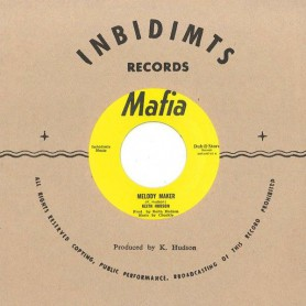 "(7"") KEITH HUDSON - MELODY MAKER / HORACE ANDY & EARL FLUTE - POOR PEOPLE"