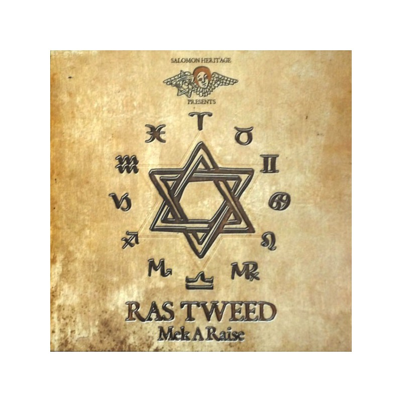 (LP) RAS TWEED - MEK A RAISE