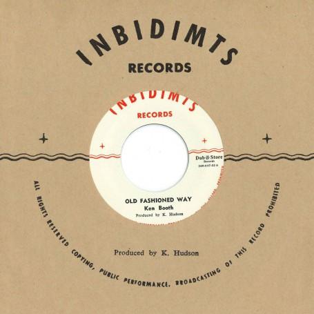 """(7"""") KEN BOOTHE - OLD FASHIONED WAY / EARL BAILEY – MOON ROCK"""