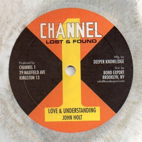 "(10"") JOHN HOLT - LOVE & UNDERSTANDING / REVOLUTIONARIES - PEACE"