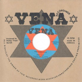 "(7"") TONY TUFF ‎– RAM DANCE STYLE / VERSION"