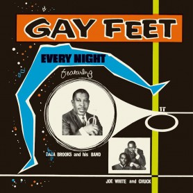(LP) VARIOUS ARTISTS - GAY FEET
