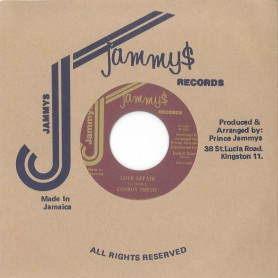 "(7"") CONROY SMITH ‎– LOVE AFFAIR / VERSION"