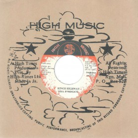 "(7"") SOUL SYNDICATE ‎– KINGS HIGHWAY"