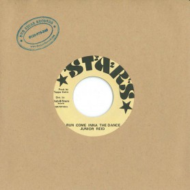 "(7"") JUNIOR REID ‎– RUN COME INNA THE DANCE"