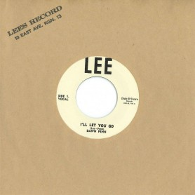 "(7"") DAWN PENN - I'LL LET YOU GO / DIANE LAWRENCE ‎– HOUND DOG"