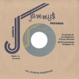 "(7"") WAYNE SMITH - LIKE A DRAGON / DENNIS BROWN ‎– HISTORY"