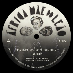"(10"") TNT ROOTS - CREATOR OF THUNDER / CREATOR OF DUB"