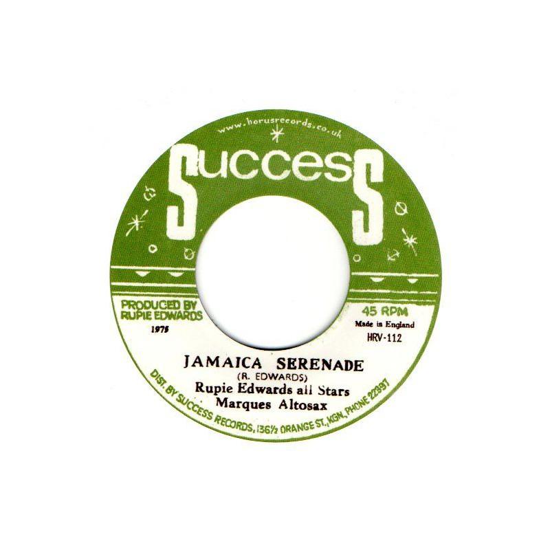 "(7"") RUPIE EDWARDS ALL STARS - JAMAICA SERENADE / J.S. PART TWO"