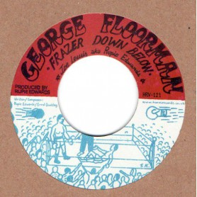 "(7"") JOE LEWIS - FRAZER DOWN BELOW / VERSION"