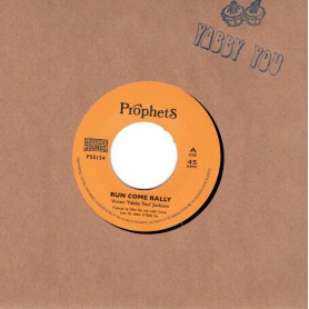 """(7"""") VIVIAN """"YABBY YOU"""" JACKSON - RUN COME RALLY / RALLY DUB"""