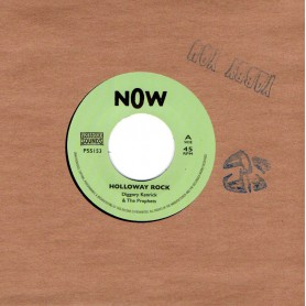 "(7"") DIGGORY KENRICK & THE PROPHETS - HOLLOWAY ROCK / VERSION"