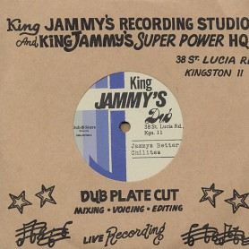 "(7"") CHILITES - JAMMYS BETTER / PAD ANTHONY ‎– CAAN MAKE WE RUN AWAY"