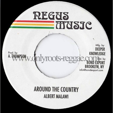 "(7"") ALBERT MALAWI - AROUND THE COUNTRY / VERSION"