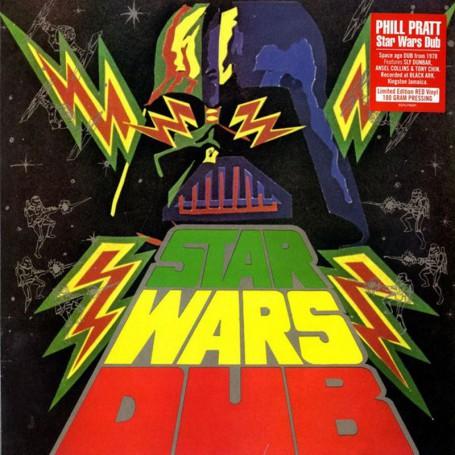(LP) PHILL PRATT - STAR WARS DUB