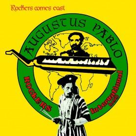 (LP) AUGUSTUS PABLO - ROCKERS COME EAST