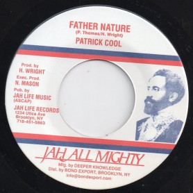 "(7"") PATRICK COOL - FATHER NATURE / DUB"