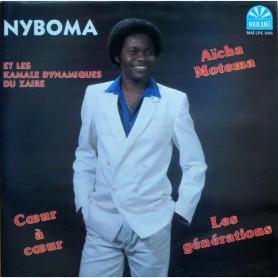 (LP) NYBOMA - ET LES KAMALE DYNAMIQUES DU ZAIRE