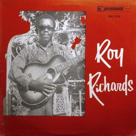 (LP) ROY RICHARDS - ROY RICHARDS