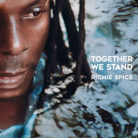 (LP) RICHIE SPICE - TOGETHER WE STAND