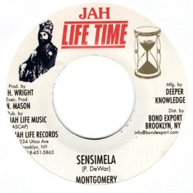 "(7"") MONTGOMERY - SENSIMELA / VERSION"