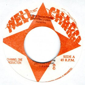 "(7"") HELL & FIRE - HOME SWEET HOME / VERSION"