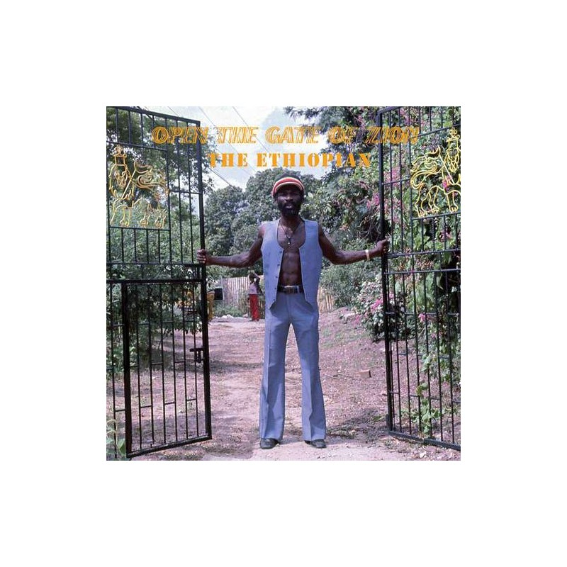 (LP) THE ETHIOPIAN - OPEN THE GATE OF ZION