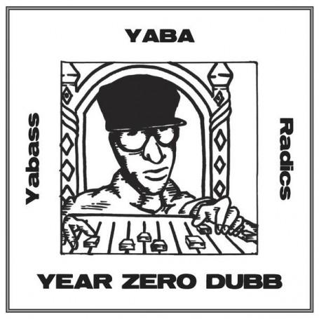 (LP) YABASS YABA RADICS -YEAR ZERO DUBB