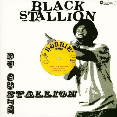 "(12"") BLACK STALLION - STALLION"