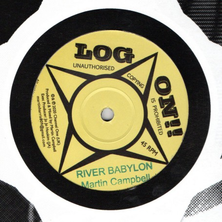 "(12"") MARTIN CAMPBELL - RIVER BABYLON / SHE DREAMS"