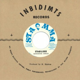 "(7"") AUGUSTUS PABLO - STABILISER / ALTON ELLIS - ALL WE NEED IS LOVE"