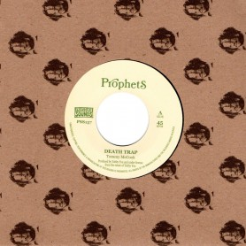 "(7"") TOMMY MCCOOK - DEATH TRAP / KING TUBBY - LIVING STYLE"