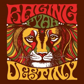 (LP) RAGING FYAH - DESTINY