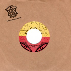 """(7"""") BUNNY WAILER - SEARCHING FOR LOVE / TUFF GONG ALL STARS - MUST SKANK"""