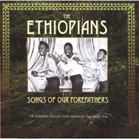 (LP) THE ETHIOPIANS - SONGS OF OUR FOREFATHERS