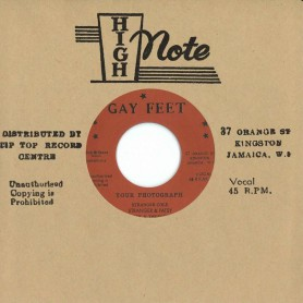 """(7"""") STRANGER & PATSY - YOUR PHOTOGRAPH / TELL IT TO ME"""