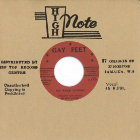 """(7"""") MILICENT TODD (PATSY) - WE WERE LOVERS / GIVE ME A CHANCE"""