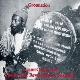 (3xLP) COUNT OSSIE & THE MYSTIC REVELATION OF RASTAFARI - GROUNATION