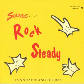 (LP) LYN TAITT AND THE JETS - SOUNDS ROCK STEADY