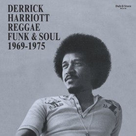 (2xLP) VARIOUS - DERRICK HARRIOTT - REGGAE FUNK & SOUL 1969-1975