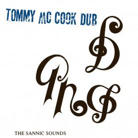 (LP) TOMMY MCCOOK DUB - THE SANNIC SOUNDS