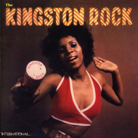 (LP) HORACE ANDY, WINSTON JARRETT & THE WAILERS - KINGSTON ROCK