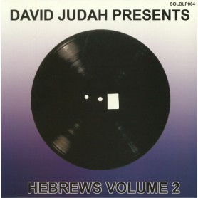 (LP) DAVID JUDAH - PRESENTS HEBREW VOLUME 2