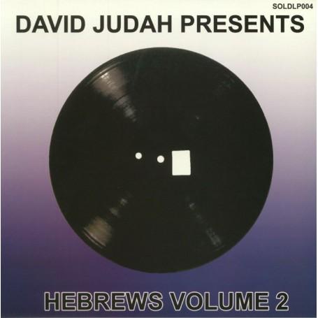 (LP) DAVID JUDAH - PRESENTS HEBREW VOLUME 2