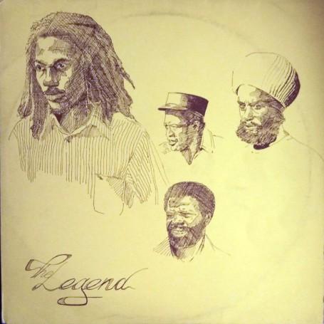 (LP) VARIOUS - THE LEGEND